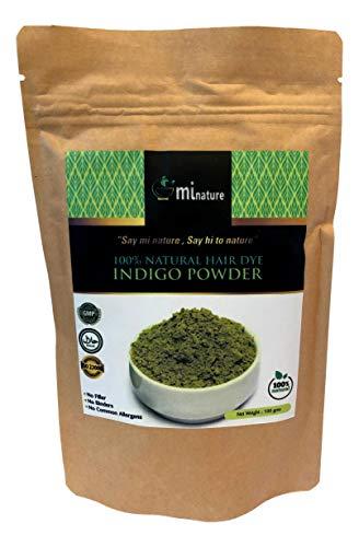 Indigo Pulver, 100% natürlich, ohne Zusatzstoffe, 100 g