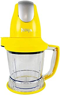 Ninja Storm Master Prep Food Processor Blender Powerful One Touch 450W Motor Pod BPA-Free Pitcher Dishwasher Safe QB751Q (...