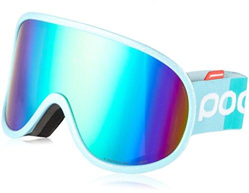 POC Retina Big–Gafas de esquí Julia Mancuso ED, Blue, pc405311534one1