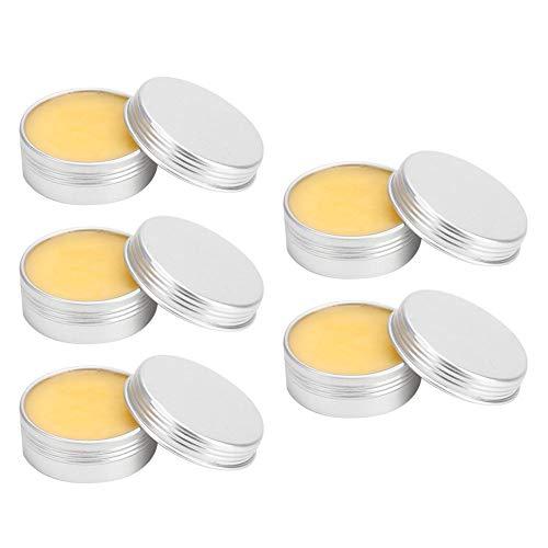 Pasta de cera de abejas natural, 5 piezas, pasta de cera de...