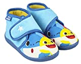 CERDA Baby Shark - Zapatos para niños (tallas 21 a 26)