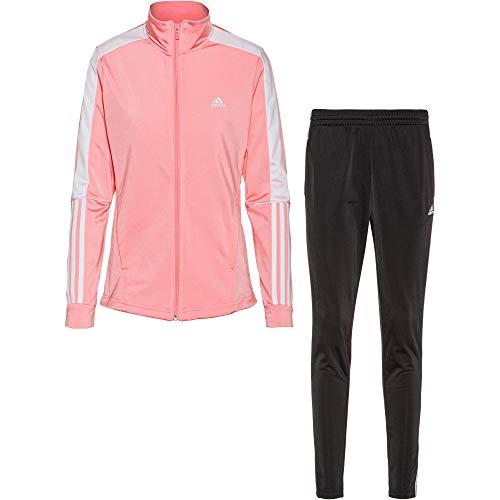 adidas Damen Trainingsanzug rosa M