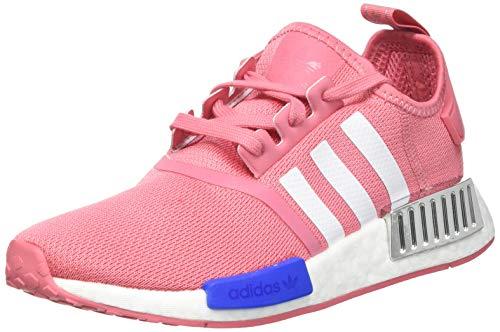 adidas NMD_R1  Sneaker Mujer  Hazy Rose/Footwear White/Glory Blue  38 EU