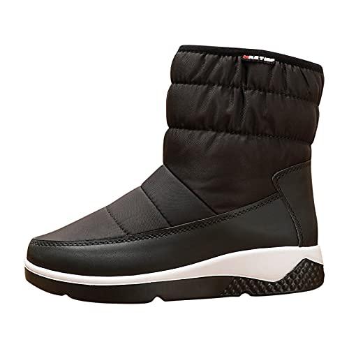 Caixunkun Women's Ankle Boots Retro...