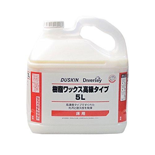 ダスキン樹脂ワックス高級タイプ5L
