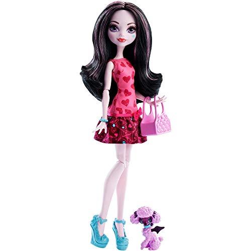 Mattel Monster High - Ghouls Beast Pet - Draculaura