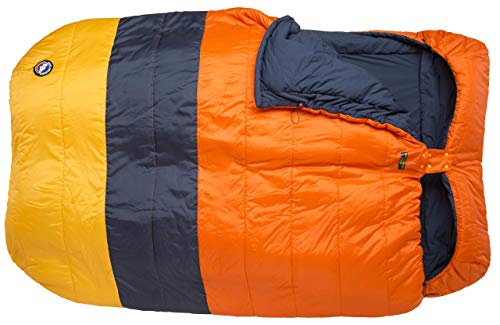 Big Agnes Dream Island 15, 15 Degree, Double Wide (50x78)