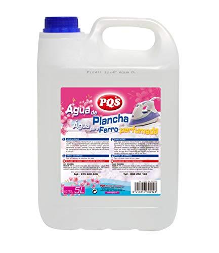 PQS Agua Destilada De Plancha 5 litros