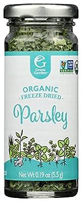 Green Garden Organic Freeze-Dried Parsley