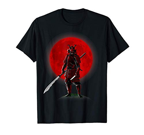 katana samurai, elmo di corna di demone, battaglia giapponese asiatica Leggera, taglio classico, maniche con doppia cucitura e orlo inferiore