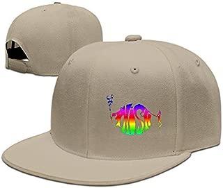 Beetful Phish Music Band Adjustable Snapback Hip-hop Baseball Cap