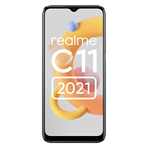 realme C11 (2021) (Cool Grey, 2GB RAM, 32GB Storage) with No Cost EMI/Additional Exchange Offers