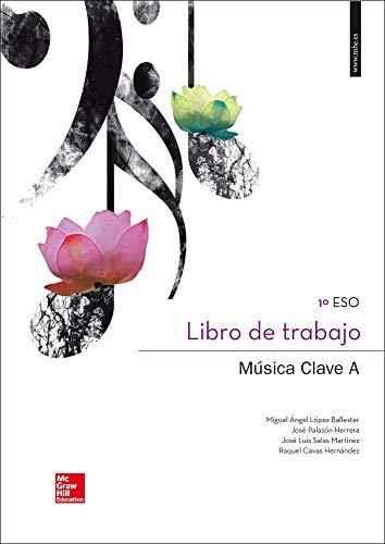 Música Clave A. Cuaderno - Edición 2015 - 9788448195830