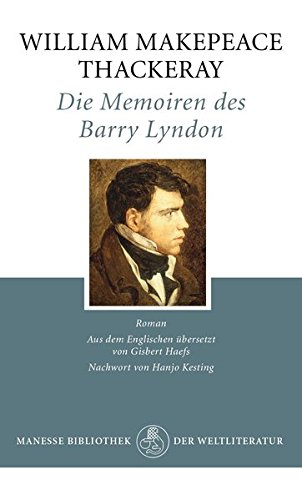 Die Memoiren des Barry Lyndon: Roman
