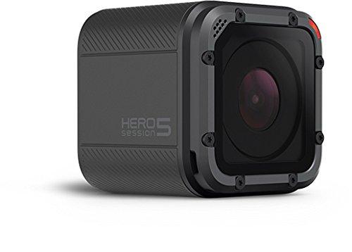GoPro HERO5 Session Action Kamera (10 Megapixel) schwarz/grau - 2