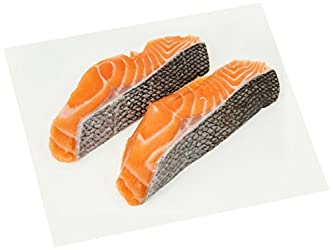 Serve Norwegian Salmon Portions by Hai Sia Seafood, 240g - Chilled