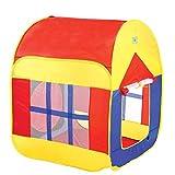Maison de jeu for les enfants d'intérieur, Tente for enfants avec fenêtre, facile...
