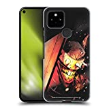 Head Case Designs Officially Licensed Batman DC Comics The Batman Who Laughs The Dark Knights Hard Back Case Compatible with Google Pixel 5 5G