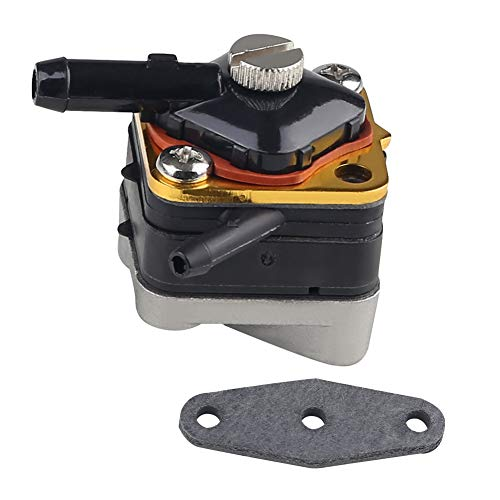 WATERWICH Compatible with Fuel Pump Johnson Evinrude Engine Seahorse Outboard Pre 1993 6 hp 9.5 hp 9.9 hp 15 hp Replaces 18-1975 18 7350,0388685