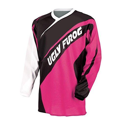 Uglyfrog Motocross Trikot Lange Ärmel Herren Motorrad Cross Freeride MX Enduro Offroad Trikot MTB/Downhill Bekleidung Z11M