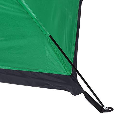 Eosnow Tienda de Ocio, Protector Solar para Tienda de campaña y Ligera Y PORTÁTIL para la Pesca(Green)