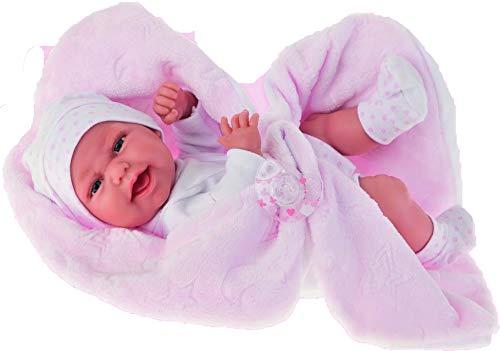 Muñecas Antonio Juan Baby Clara MANTITA