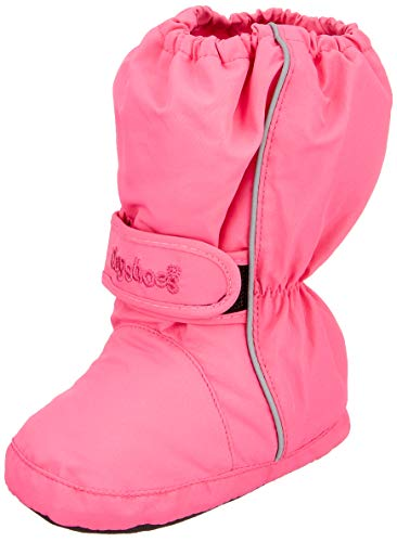 Playshoes Kinder Thermo-Bootie, Pink (Pink 18), 16/17 EU