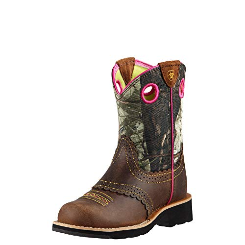 ARIAT Kids' Fatbaby Collection Western Boot