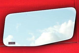 【トラック内装・室内用品】三菱ふそうNEWスーパーグレート[H19/4~現行] スーパーミラー安全窓 5mm厚ミラーパーツ【本物の鏡面】安全窓を簡単ドレスアップ