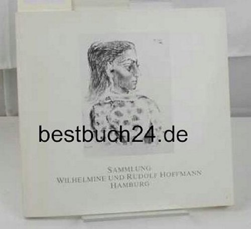 Sammlung Wilhelmine und Rudolf Hoffmann Hamburg. Kunstwerke des 20. Jahrhunderts. ,Katalog der Ausstellung November 1986. Mit 39 Abbildungen.