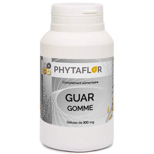 Guar gomme Phytaflor - : 300 gélules
