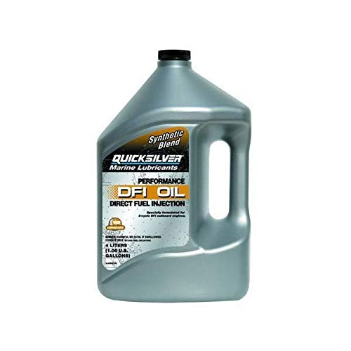 AMRQ-92-858037Q01 Quicksilver Optimax Oil DFI 2-Stroke - Gallon