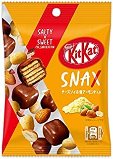キットカット スナックス チーズソイ&塩アーモンド 39.5g