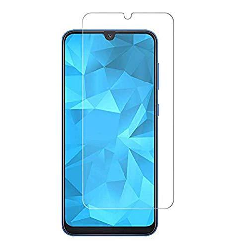 Kompatibel mit Galaxy A30 Panzerglas Schutzfolie Galaxy A40 3D Tempered Glas Schutzglas [2 Stück] HD Panzerfolie Anti-Kratzen Anti-Öl Displayschutzfolie (Durchsichtig, Galaxy A40)