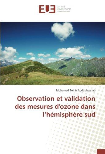 OBSErvation et validation des mesures d
