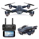 LCSA Mini drone per bambini, RC Nano Quadcopter con/Altitude Hold, modalità Headless con sensore di...