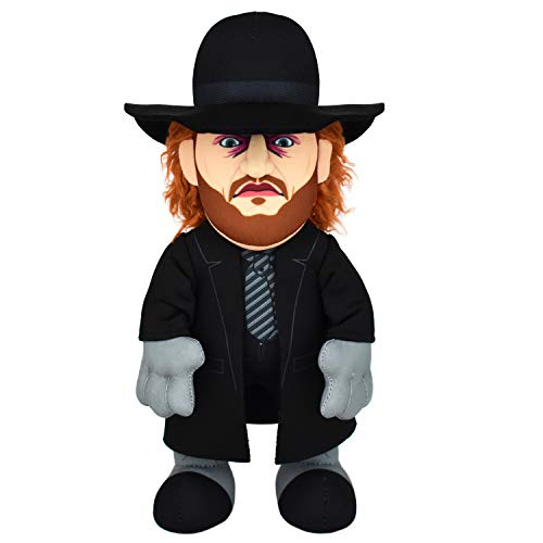 Bleacher Creatures WWE The Undertaker 10' Plush Figure - A Wrestling Legend for Play or Display