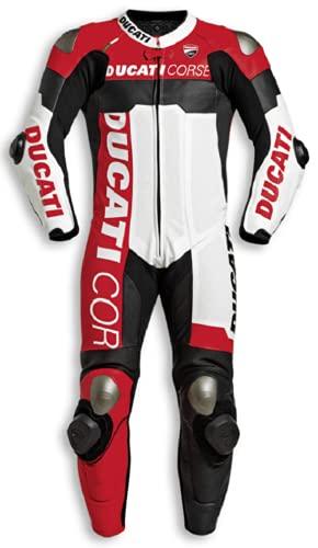 Ducati Corse C5 Motorrad Lederkombi einteilig (52)