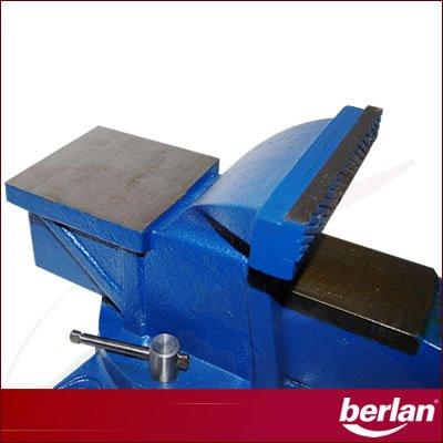 Berlan Parallel – Schraubstock 150 mm – 19 kg / drehbar - 3