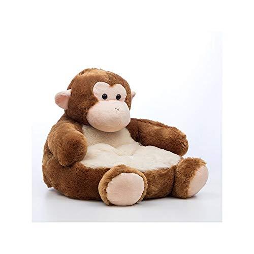 Poltrona per Bambini Animaletti Peluche Rana