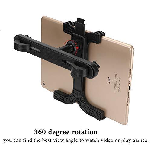 WANGMZJ Auto Beugel Mobiele Telefoon Tablet Pc Auto Houder Stand Terug Auto Stoel Hoofdsteun Ondersteuning Accessoires Voor Gps