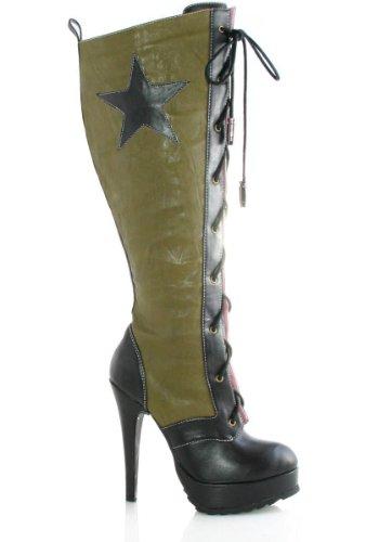 Leg Avenue - Militia Adult Boots