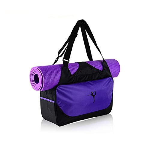 Techwills - Bolsa de Deporte para Gimnasio, para Esterilla de Yoga, Gran...