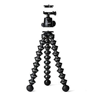 Joby Gorillapod Focus Klemmstativ (Set inkl. Kugelkopf Ballhead-X) schwarz (B003II3FD0) | Amazon price tracker / tracking, Amazon price history charts, Amazon price watches, Amazon price drop alerts