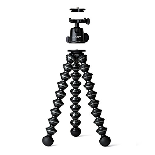 Joby GorillaPod Focus Tripod for Professional SLRs and Camcorders with...