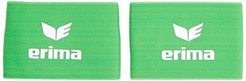 Erima GmbH Guard Stays Bandas Elásticas, Verde, Única