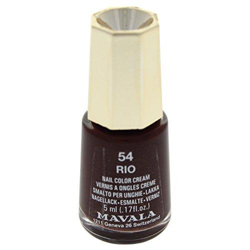 Plusieurs – MAVALA Vernis à ongles 54