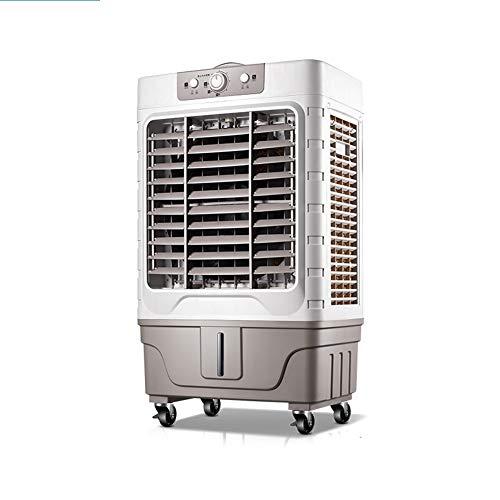 Acondicionado Evaporativo Aire Acondicionado Ventilador De Aire Acondicionado Industrial  Enfriador De Aire Aire Acondicionado Refrigerado por Agua  Acondicionador De Aire Móvil (Size : 1140mm)