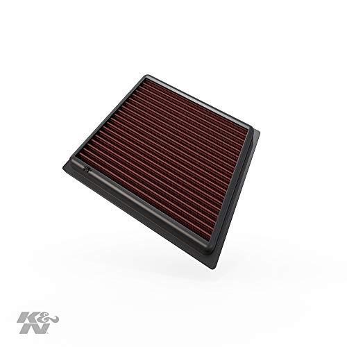 K&N 33-2955 Filtri Aria Sostitutivi Auto, Lavabile e Riutilizzabile