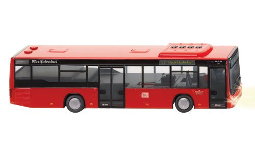 Siku 7426  MAN - Autobús de ciudad (escala 1:87) , color/modelo surtido